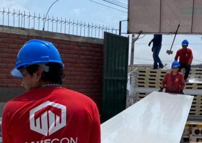 Equipo Navecon Perú